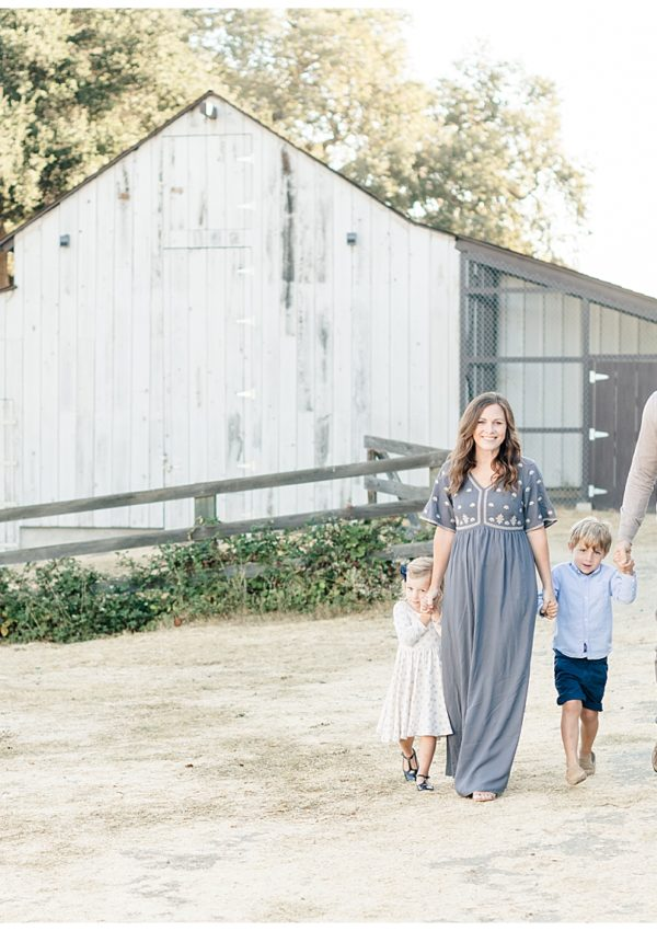 Stephanie & Mike – Family Session | Bernal Historic Ranch Park | San Jose, CA
