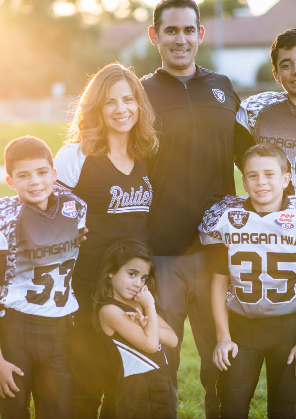 Andersons – Family Photo Session