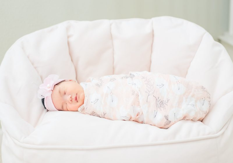 San Jose In-home Lifestyle Newborn Photoshoot