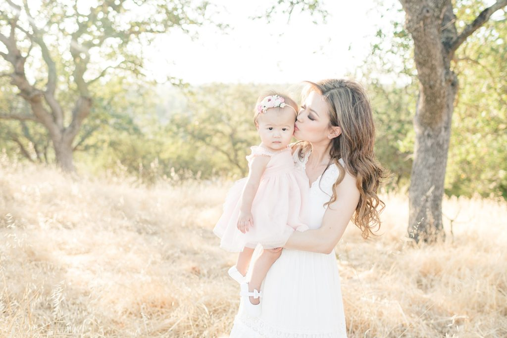 San Jose Summer Family Session in Almaden