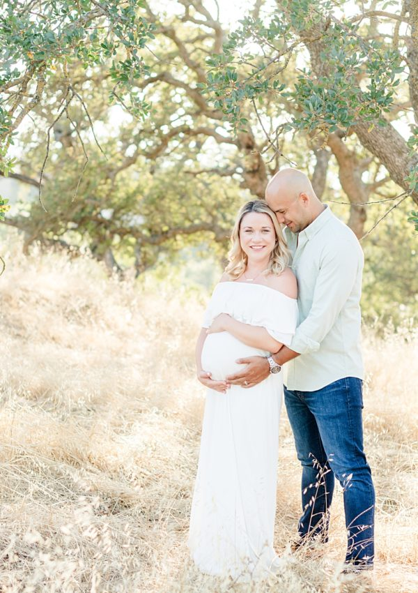 Lauren & Cam – California Summer Maternity Session | San Jose, CA