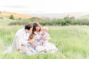 How to prepare your kids for a family photoshoot