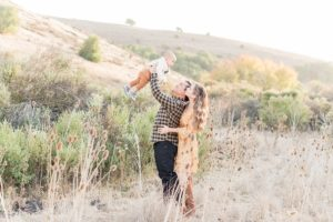 Ania and Louie – Fall Family Photosession + 'Wild One' First Birthday  Cake Smash | San Jose, CA