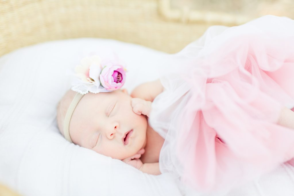 newborn photography San Jose