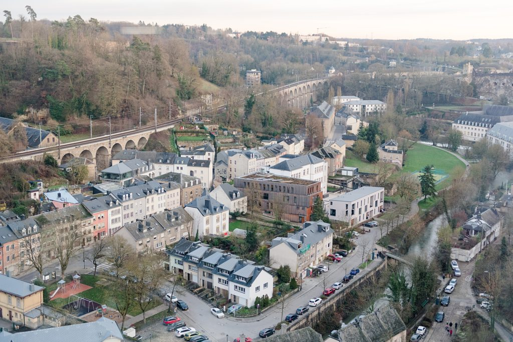Family Trip to Luxembourg