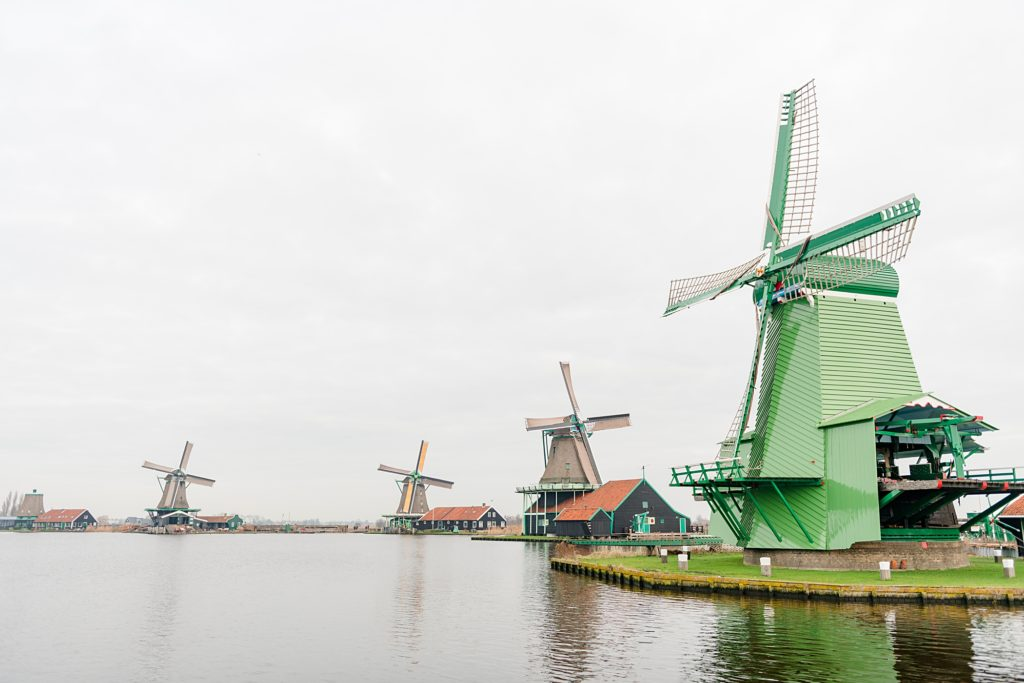 Family Trip to Europe Holland