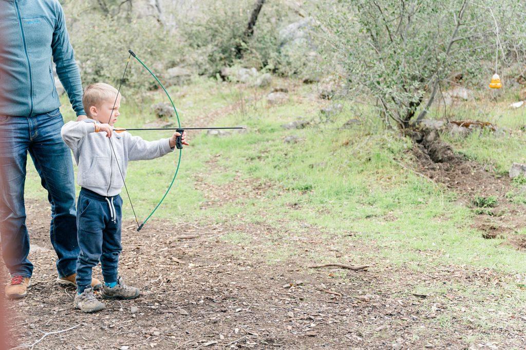 social distancing - camping