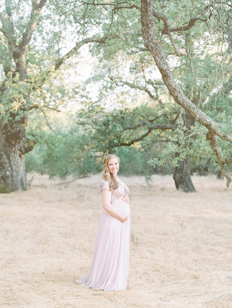 San Jose film photography maternity