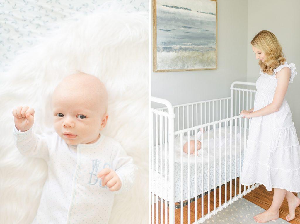 Morgan Hill Newborn motherhood Photography