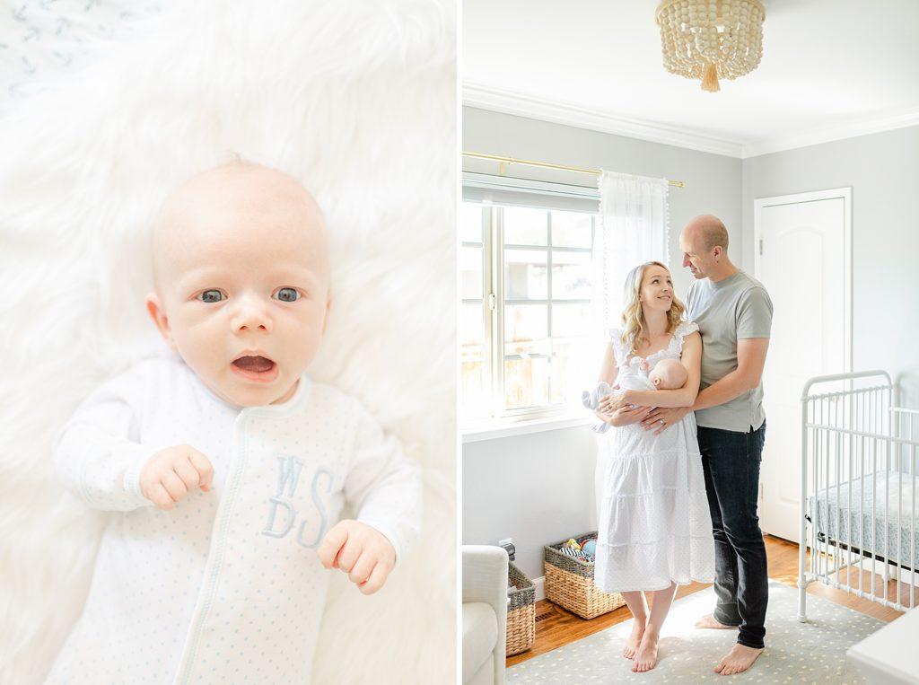 Morgan Hill Newborn Photography