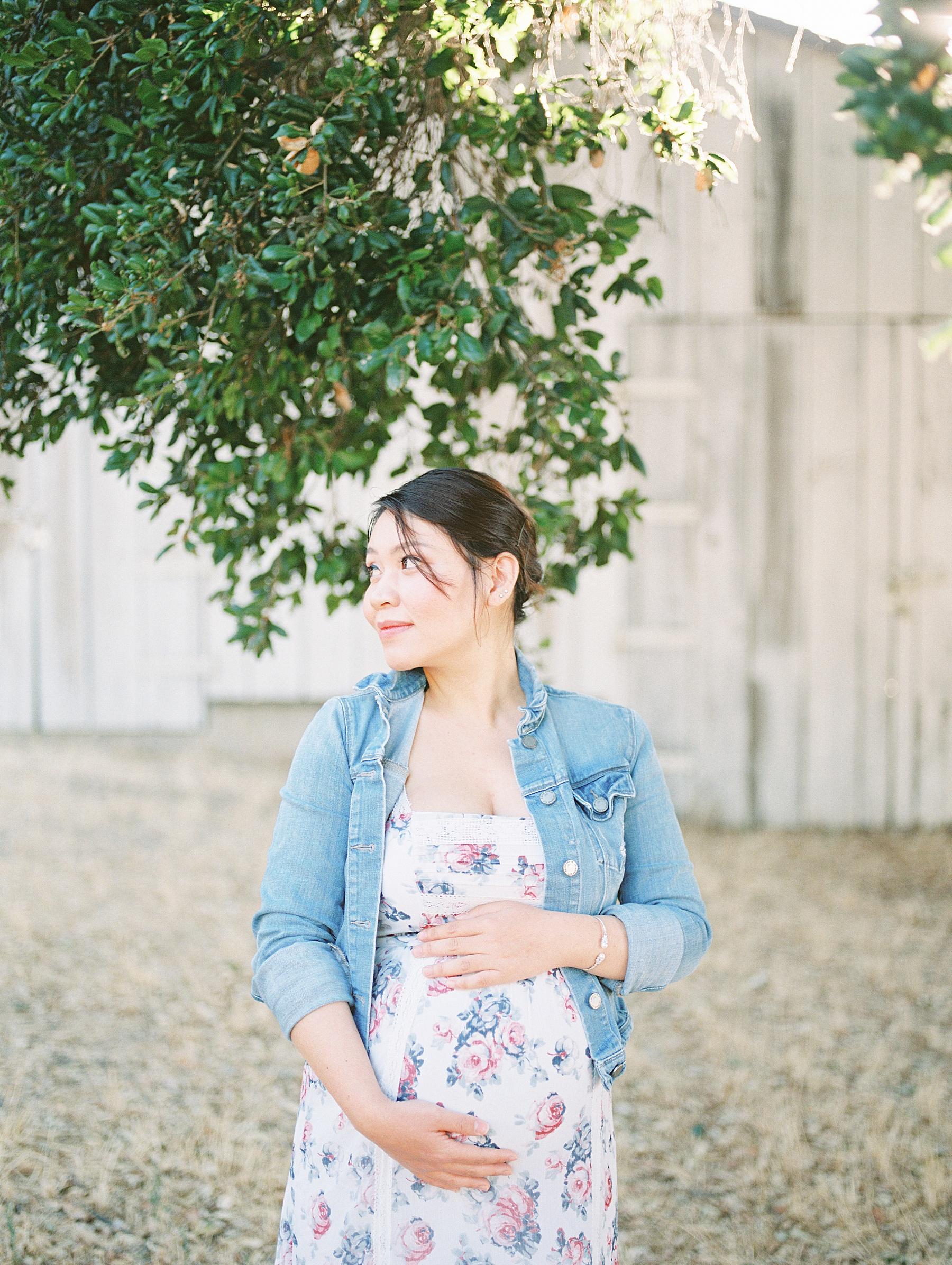 Bay Area Maternity Film Photographer