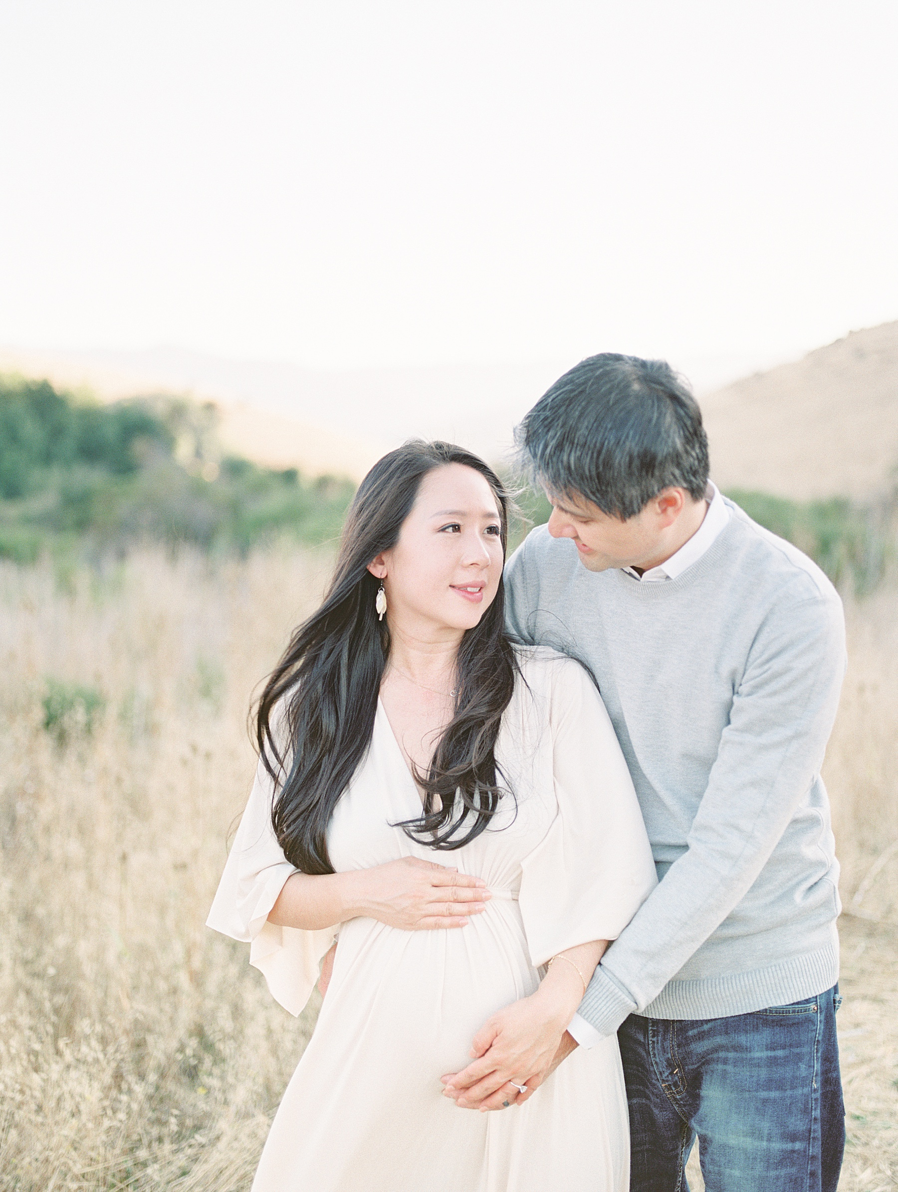 Bay Area Family Maternity Film Photographer
