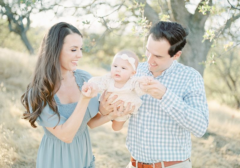 San Jose Family Session