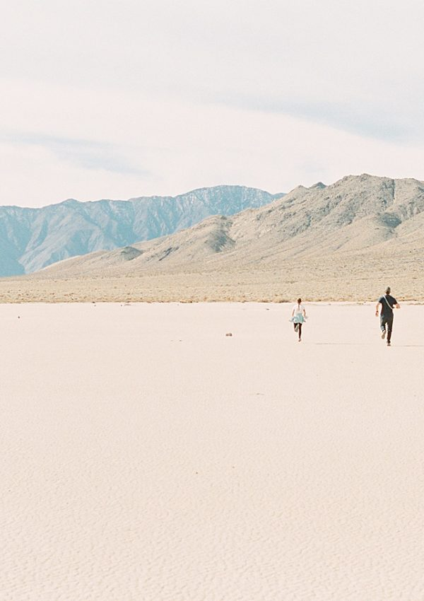 Family Trip To The Death Valley National Park